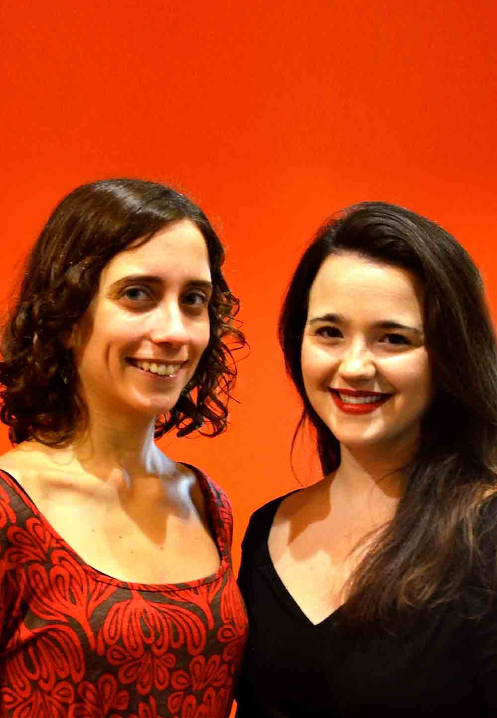 Maria Camahort & Laura Ruhi
